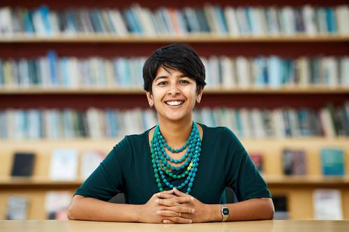 Sahana Ghosh GRD' 18