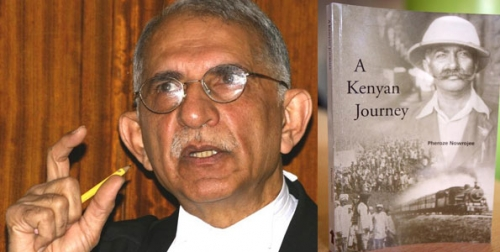 Pheroze Nowrojee gives Annual Gandhi Lecture