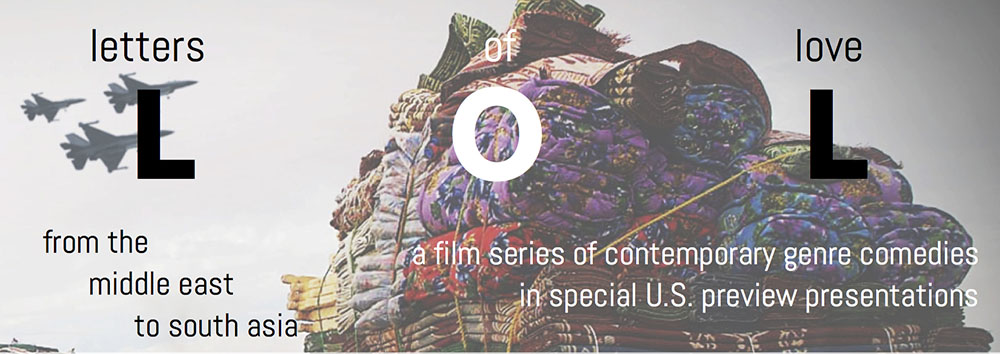 Letters of Love Film Series of Contemporary Genre Comedies in special US preview presentations