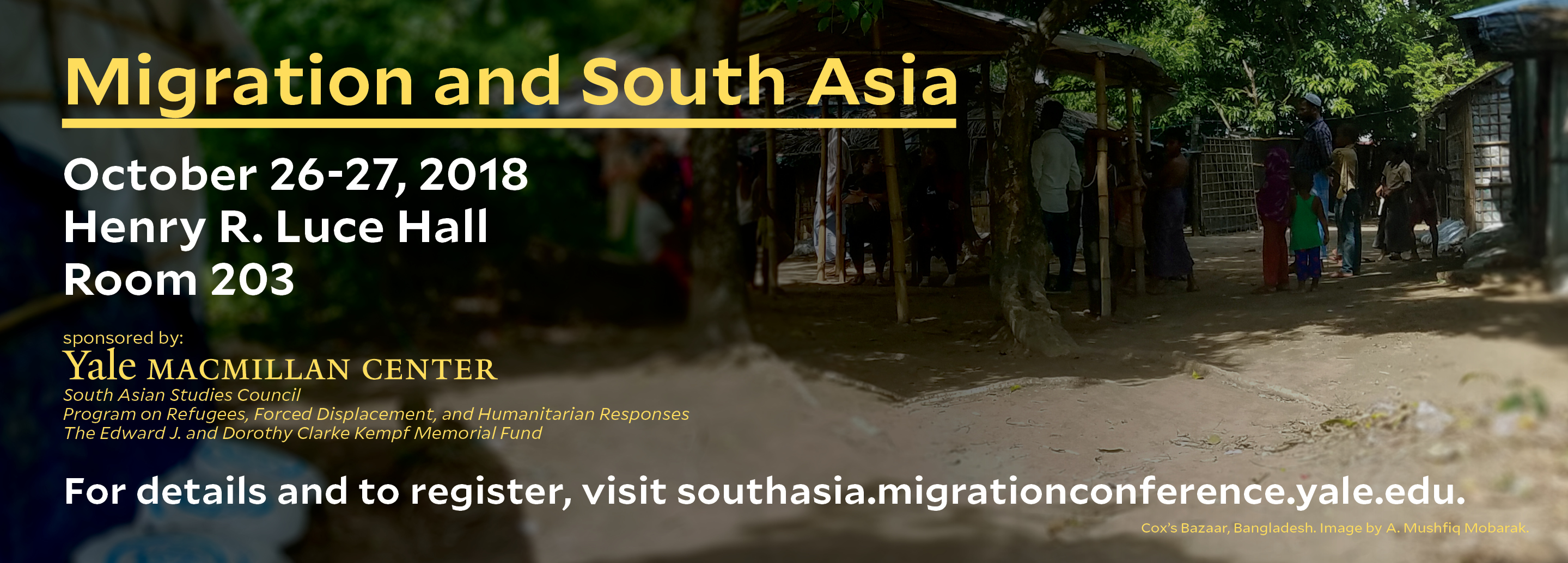Migration and South Asia Conference