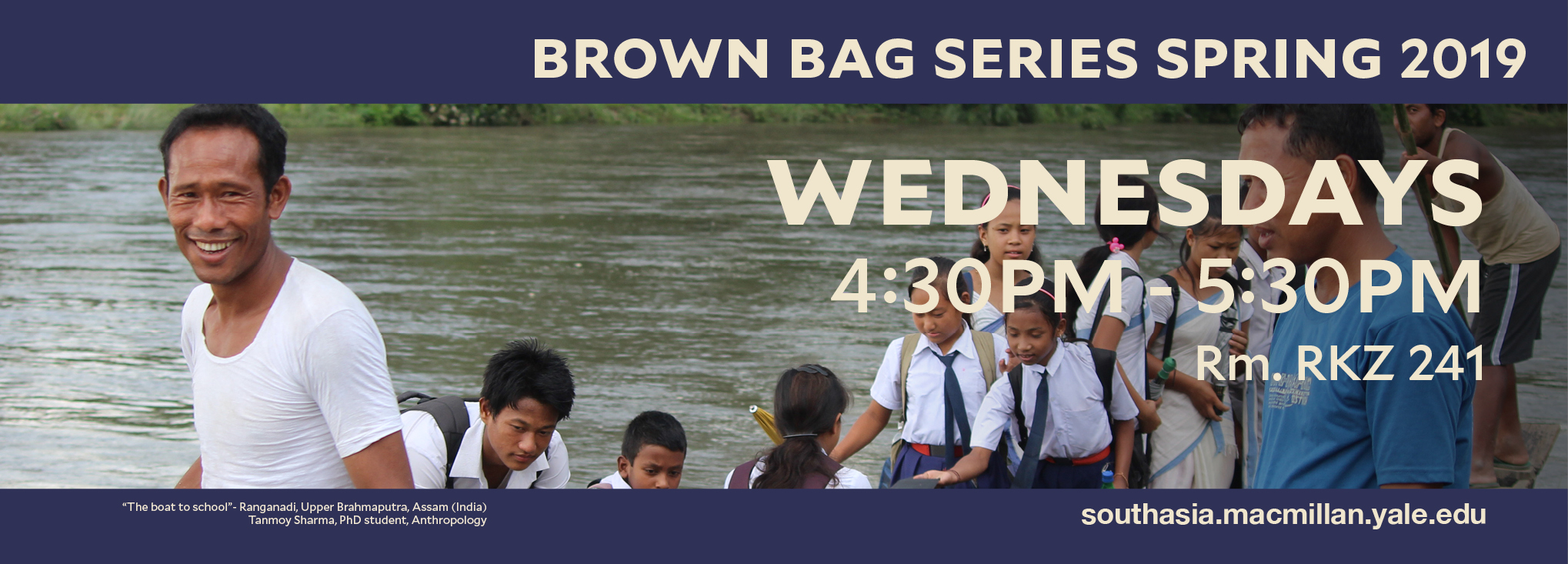 Brown Bag Spring 2019